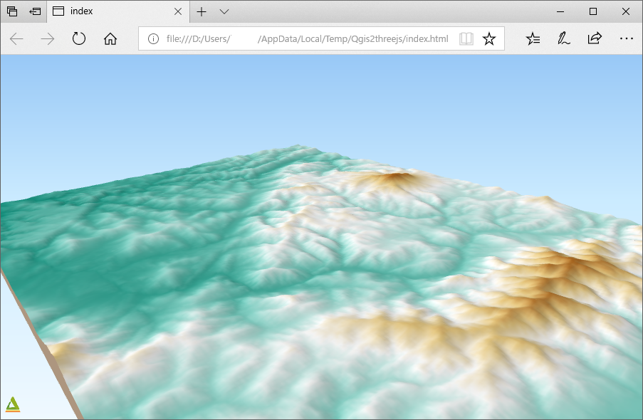 Tutorial — Qgis2threejs plugin 2 3 documentation